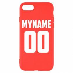 Чохол для iPhone 8 My name American