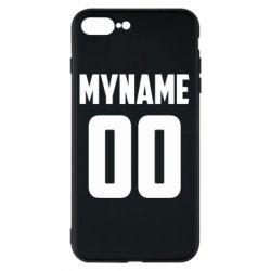 Чохол для iPhone 8 Plus My name American