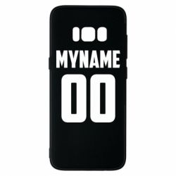 Чохол для Samsung S8 My name American