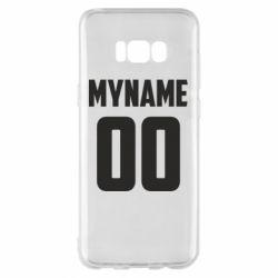 Чохол для Samsung S8+ My name American
