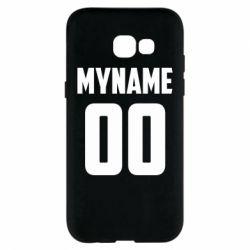 Чохол для Samsung A5 2017 My name American