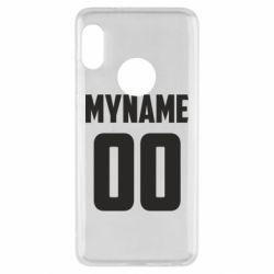 Чохол для Xiaomi Redmi Note 5 My name American