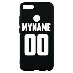 Чохол для Xiaomi Mi A1 My name American