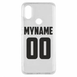 Чохол для Xiaomi Mi A2 My name American
