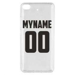 Чохол для Xiaomi Mi 5s My name American