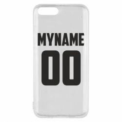 Чохол для Xiaomi Mi6 My name American