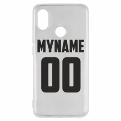 Чохол для Xiaomi Mi8 My name American