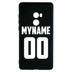 Чохол для Xiaomi Mi Mix 2 My name American