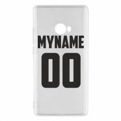 Чохол для Xiaomi Mi Note 2 My name American