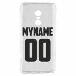 Чохол для Xiaomi Redmi Note 4 My name American