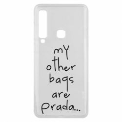 Чохол для Samsung A9 2018 My other bags are prada