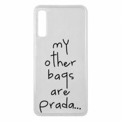Чохол для Samsung A7 2018 My other bags are prada