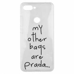 Чохол для Xiaomi Mi8 Lite My other bags are prada