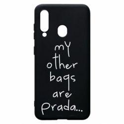 Чохол для Samsung A60 My other bags are prada