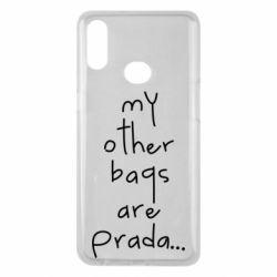 Чохол для Samsung A10s My other bags are prada