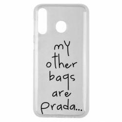 Чохол для Samsung M30 My other bags are prada