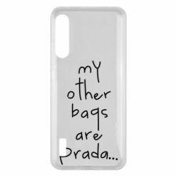 Чохол для Xiaomi Mi A3 My other bags are prada