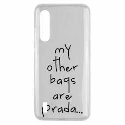 Чохол для Xiaomi Mi9 Lite My other bags are prada