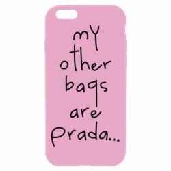 Чохол для iPhone 6 Plus/6S Plus My other bags are prada