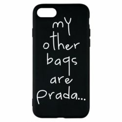Чохол для iPhone 7 My other bags are prada