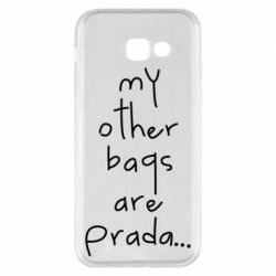 Чохол для Samsung A5 2017 My other bags are prada