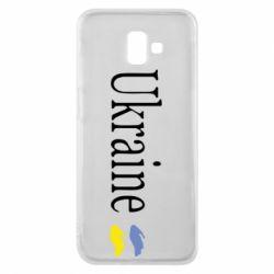 Чохол для Samsung J6 Plus 2018 My Ukraine