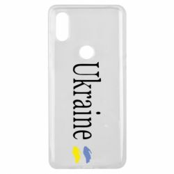 Чохол для Xiaomi Mi Mix 3 My Ukraine