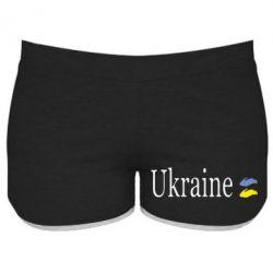 Женские шорты My Ukraine - FatLine