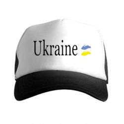 Кепка-тракер My Ukraine - FatLine