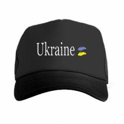 Кепка-тракер My Ukraine
