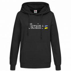 Женская толстовка My Ukraine - FatLine