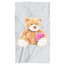Рушник М'який ведмедик