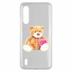 Чохол для Xiaomi Mi9 Lite М'який ведмедик