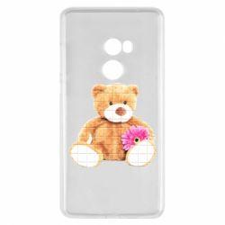 Чохол для Xiaomi Mi Mix 2 М'який ведмедик