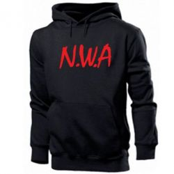 Мужская толстовка N.W.A Logo - FatLine