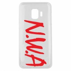 Чехол для Samsung J2 Core N.W.A Logo
