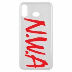 Чехол для Samsung A6s N.W.A Logo