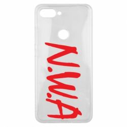 Чехол для Xiaomi Mi8 Lite N.W.A Logo