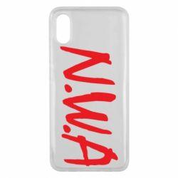 Чехол для Xiaomi Mi8 Pro N.W.A Logo
