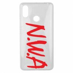 Чехол для Xiaomi Mi Max 3 N.W.A Logo