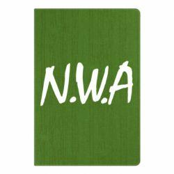 Блокнот А5 N.W.A Logo