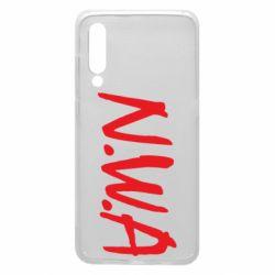 Чехол для Xiaomi Mi9 N.W.A Logo