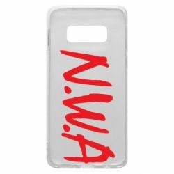 Чехол для Samsung S10e N.W.A Logo
