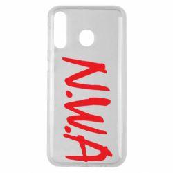 Чехол для Samsung M30 N.W.A Logo