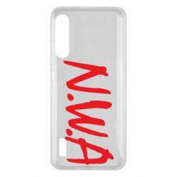 Чохол для Xiaomi Mi A3 N.W.A Logo