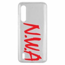 Чехол для Xiaomi Mi9 Lite N.W.A Logo