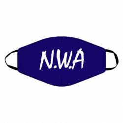 Маска для лица N.W.A Logo