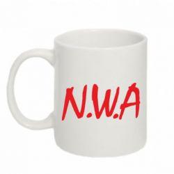Кружка 320ml N.W.A Logo