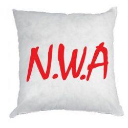 Подушка N.W.A Logo - FatLine