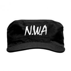 Кепка милитари N.W.A Logo - FatLine